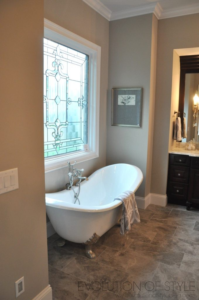 Homearama 2017: Master Bathroom