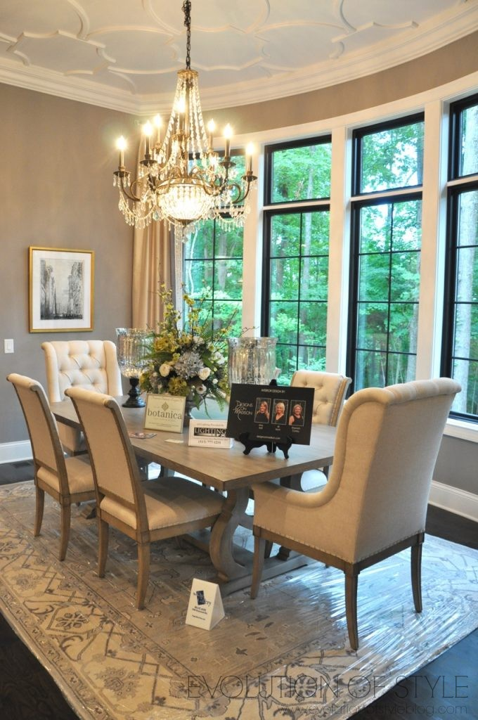 Homearama 2017: Dining Room
