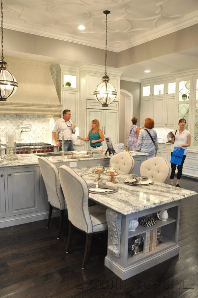 Homearama 2017: Custom Kitchen