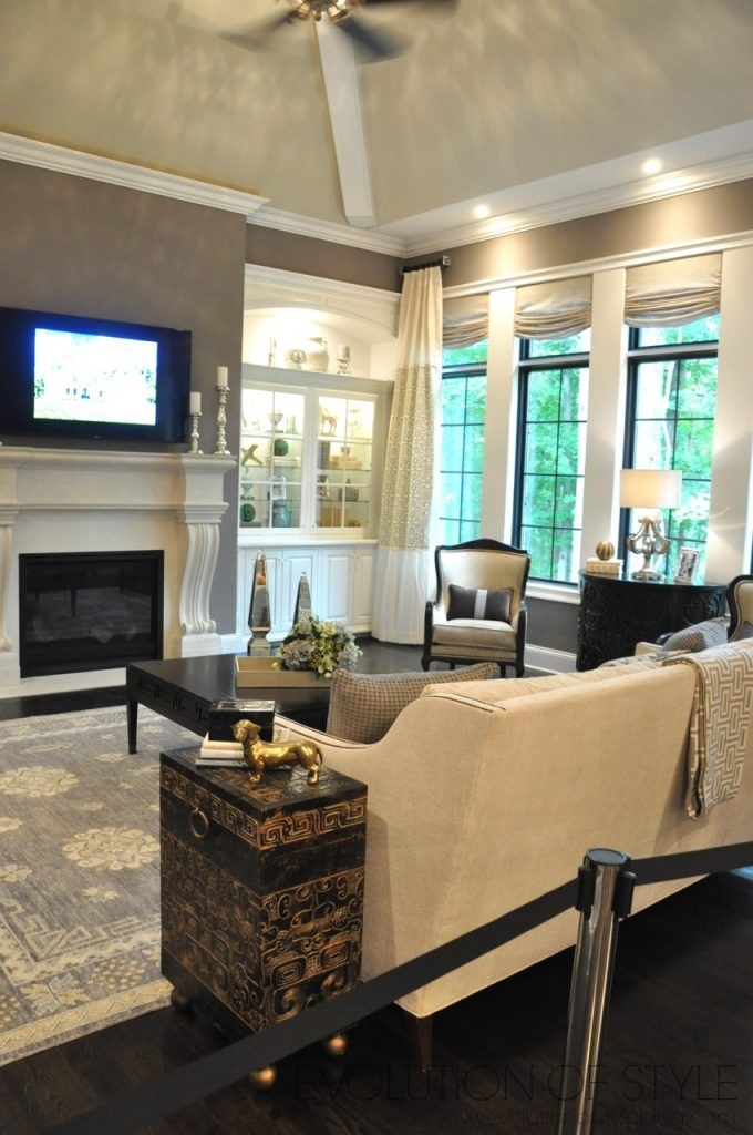 Homearama 2017: Great Room