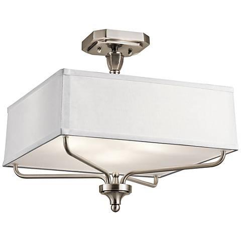 Builder Grade Lighting Options