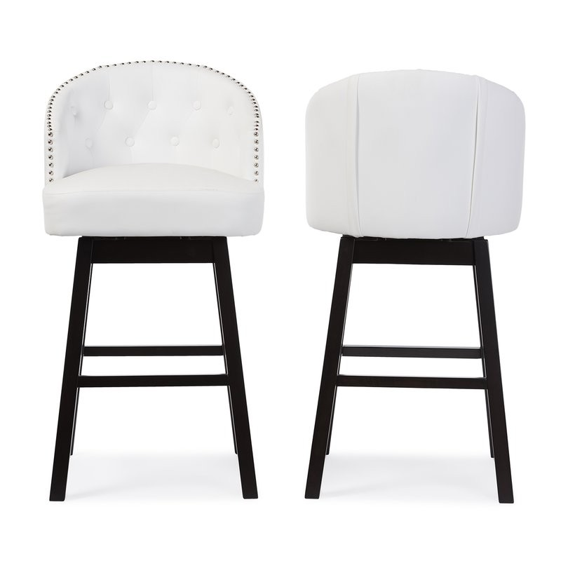 Ballard Swivel Bar Stools