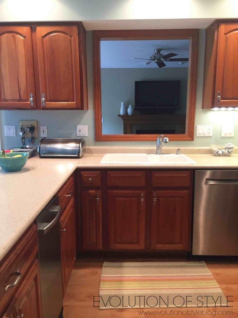 Kitchen Redo - Before