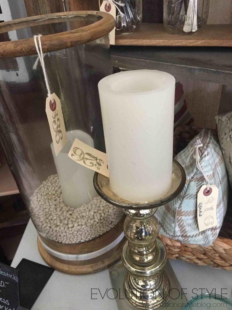 Country Living Fair Candles