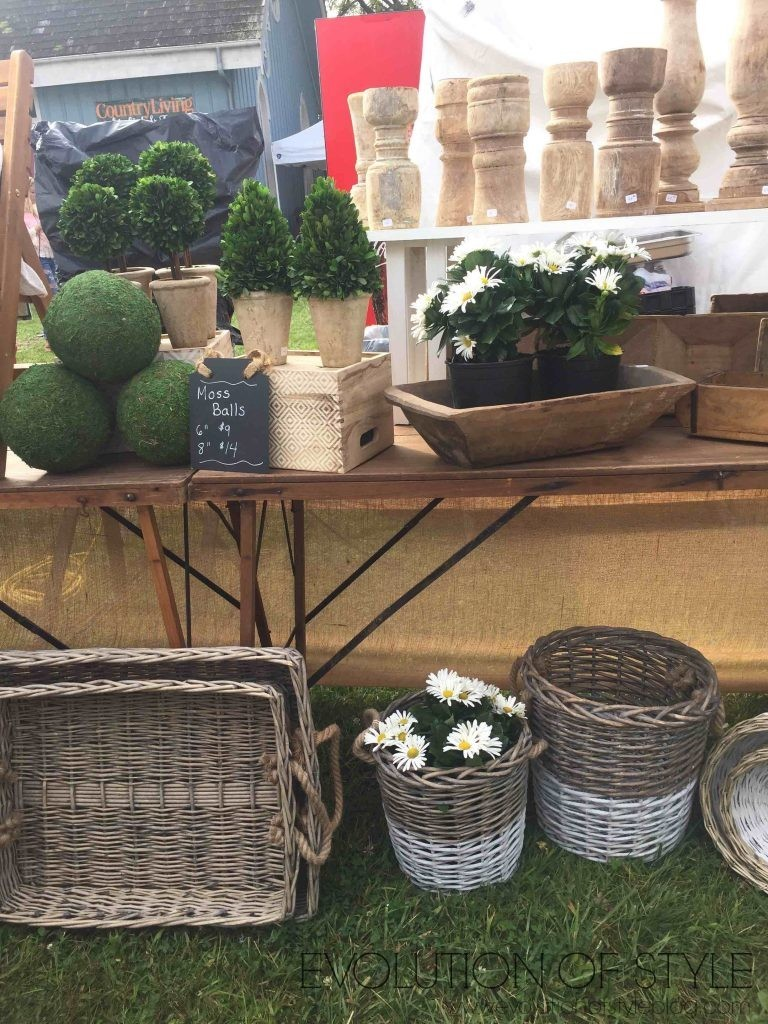 Country Living Fair Vendor Vignette