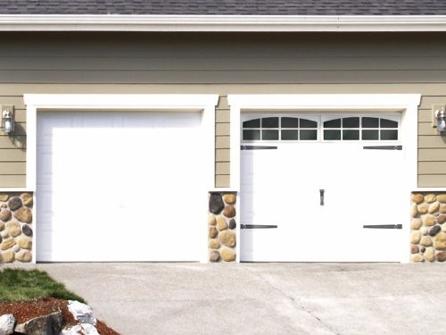 Makeover Your Garage: Coach House Garage Door Kit