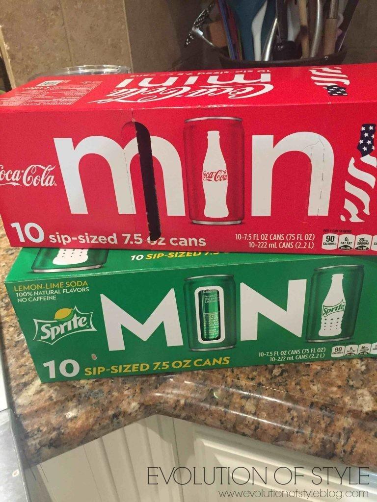 Coke Minis