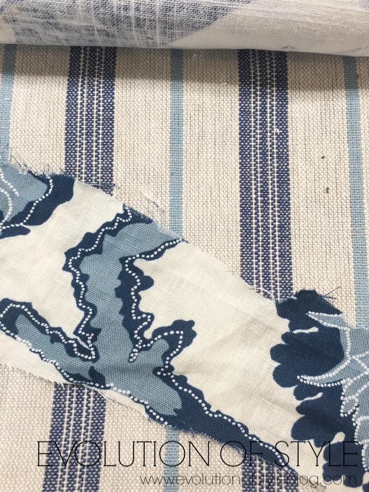 ORC - Choosing Fabric