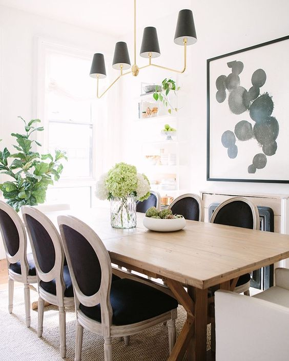 Large Scale Artwork for a Dining Room
