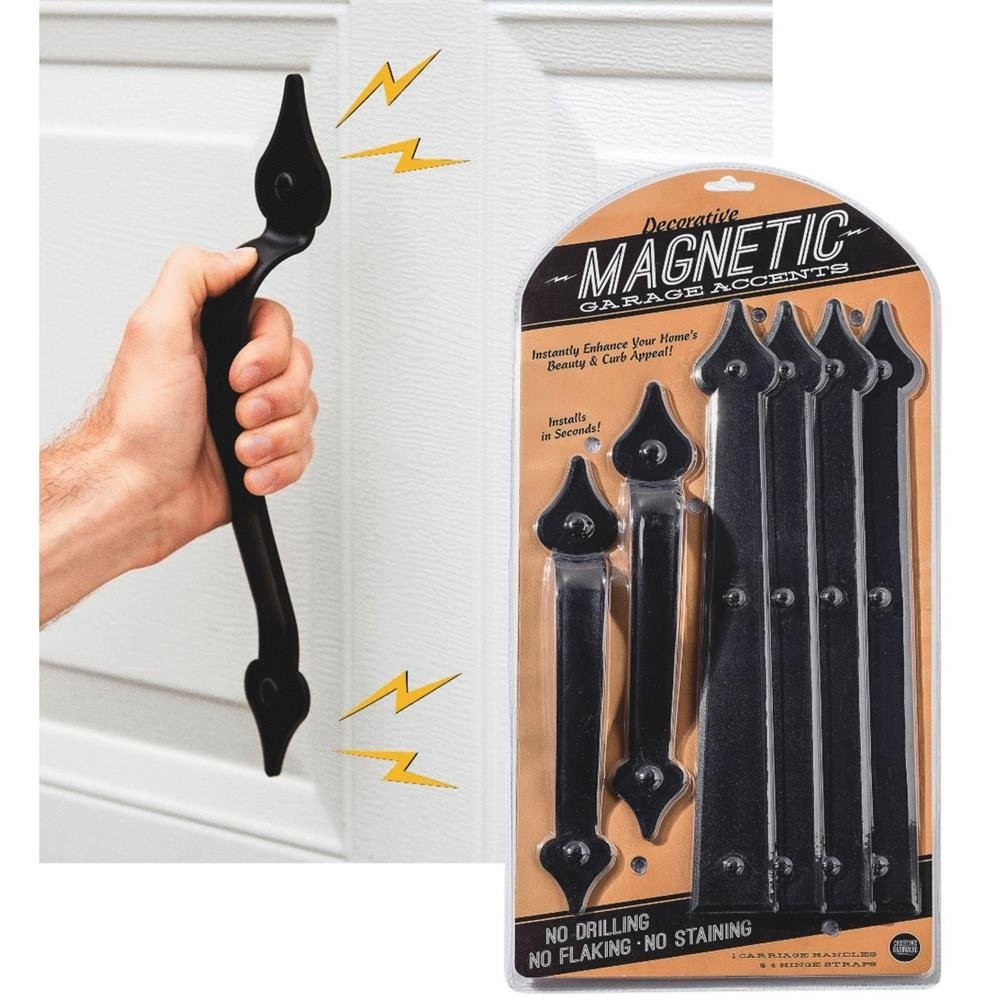 Magnetic Garage Door Accents