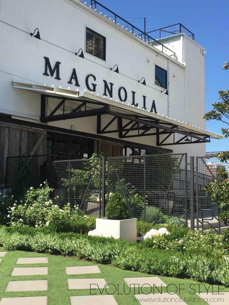 Magnolia Market Silos Exterior