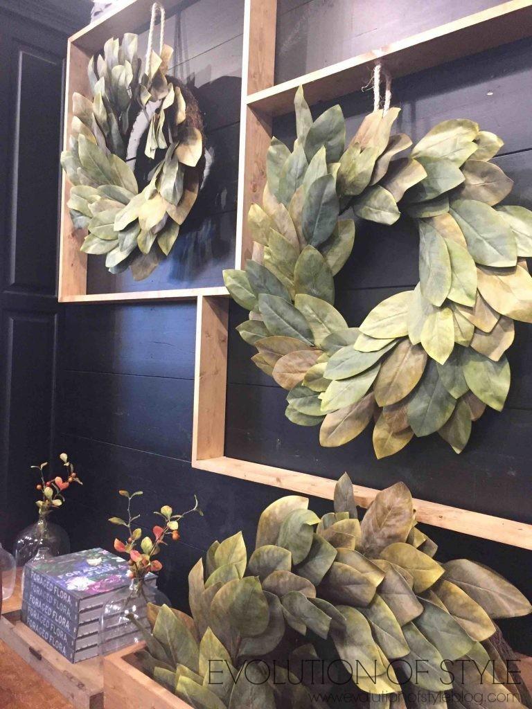 Magnolia Market Wreaths