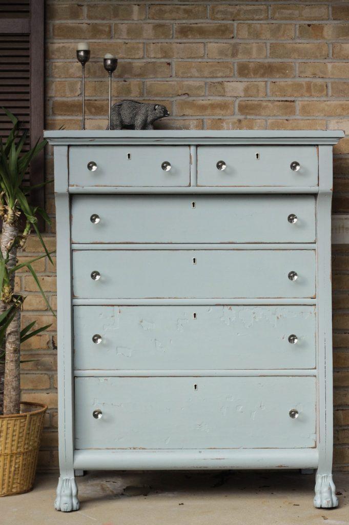 Persian Blue Dresser
