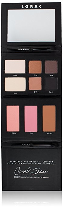 Fun and Functional Stocking Stuffers: Lorac Pro to Go Palette