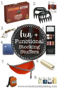 Fun and Functional Stocking Stuffers