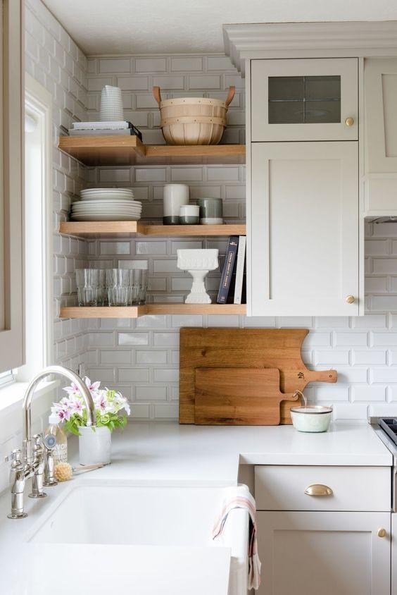 Studio McGee Evergreen Kitchen