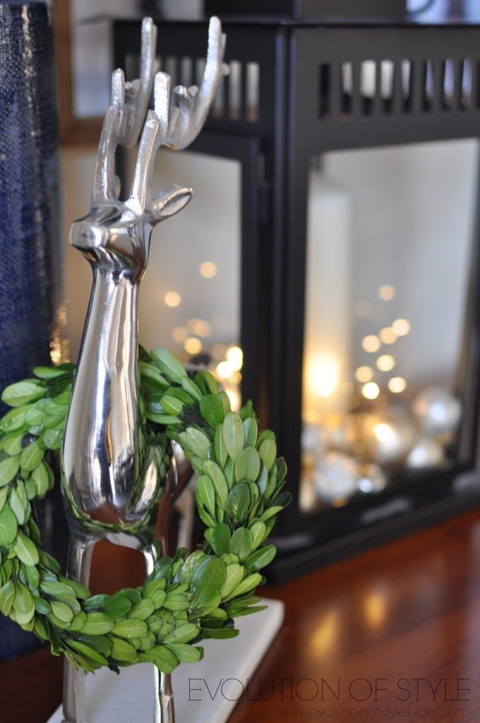 My Holiday Home Tour: Dining Room