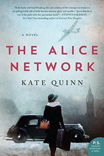 Favorite Books of 2017: The Alice Network
