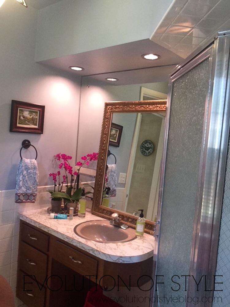 House stalker bathroom remodel evolution of style for Bathroom remodel 2018