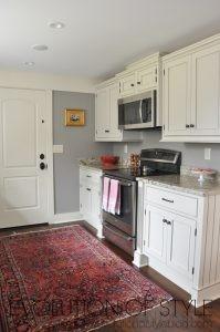 House Stalker: 1950's Kitchen Remodel
