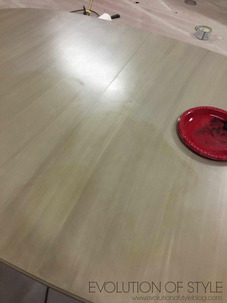 Table Waxing