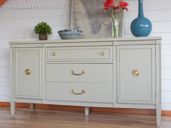 General Finishes Custom Mix Dresser