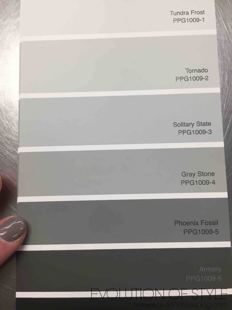Phoenix Fossil PPG - Dresser Makeover - Evolution of Style