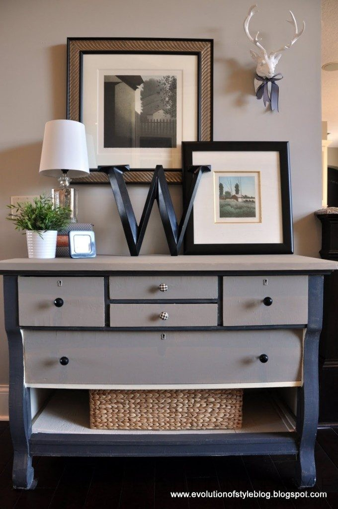 Empire Dresser Makeover Annie Sloan Paint