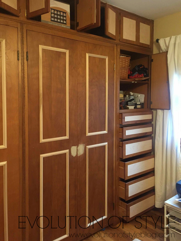 Built-ins Before and After