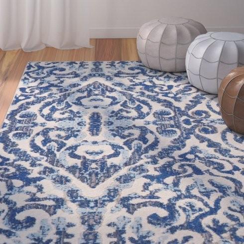 Dunellon+Blue+Area+Rug