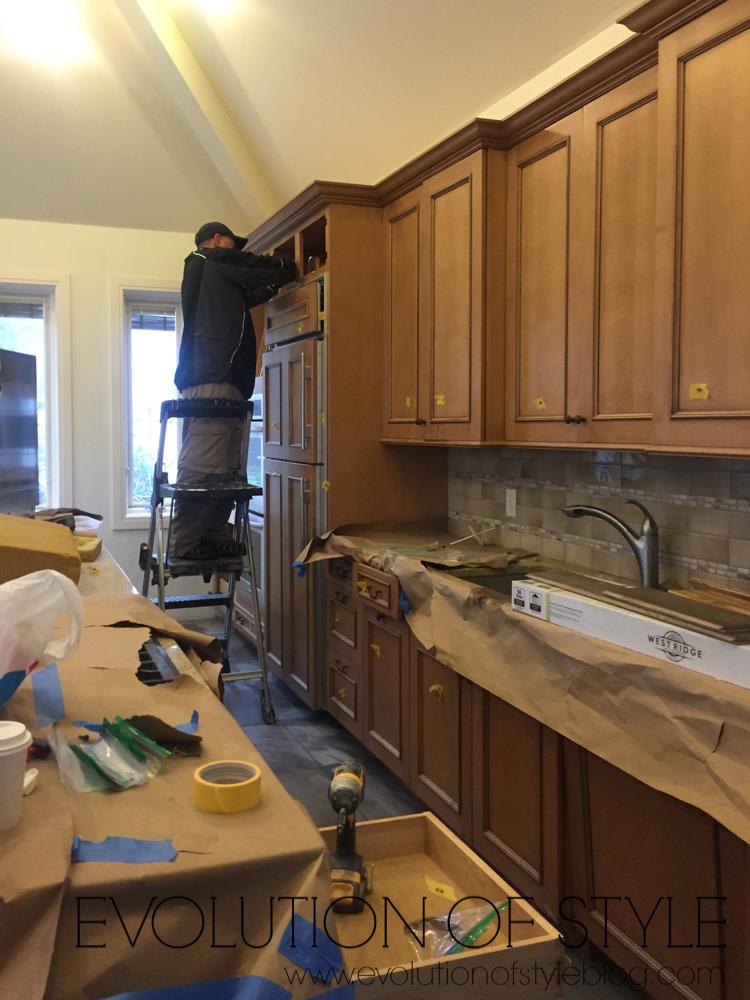 Huge Kitchen Remodel