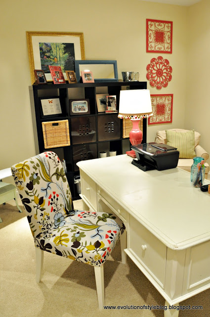 ORC Home Office Before