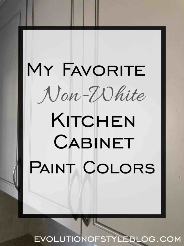 kitchen color schemes with white cabinets my favorite non white kitchen cabinet paint colors 9203